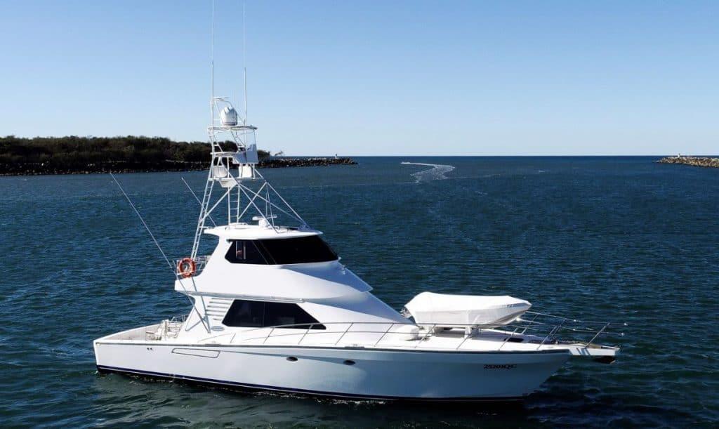 Aukai Game Fishing boat