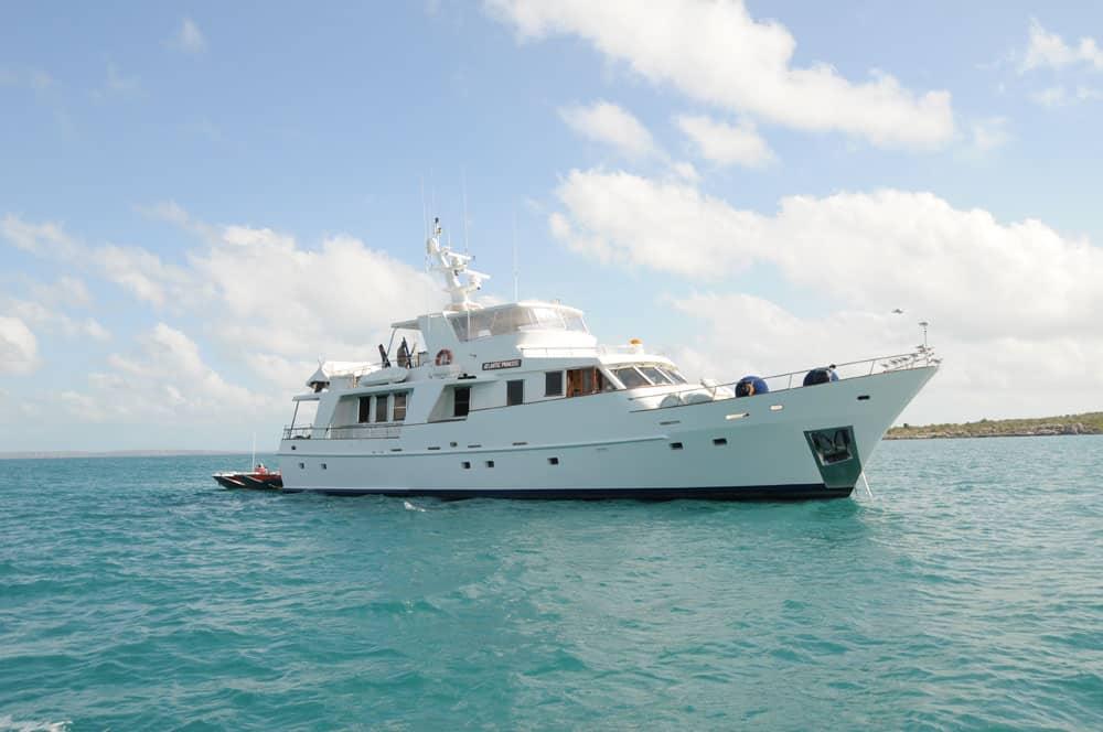 Atlantic Princess Luxury Charter boat