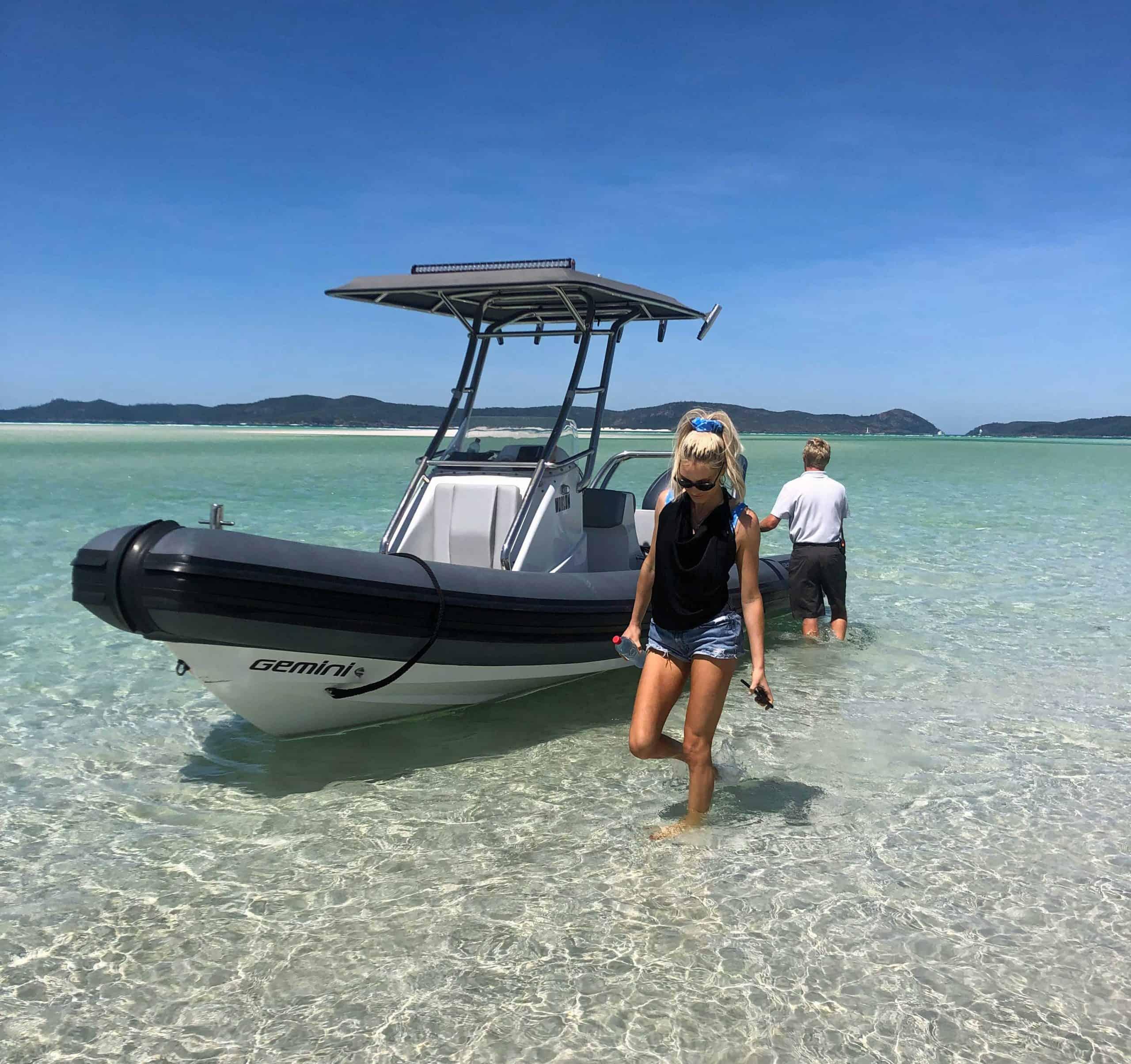 whitehaven beach whitesunday islands