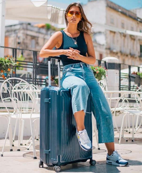 luxury resort wear fashion luggage holiday hayman island