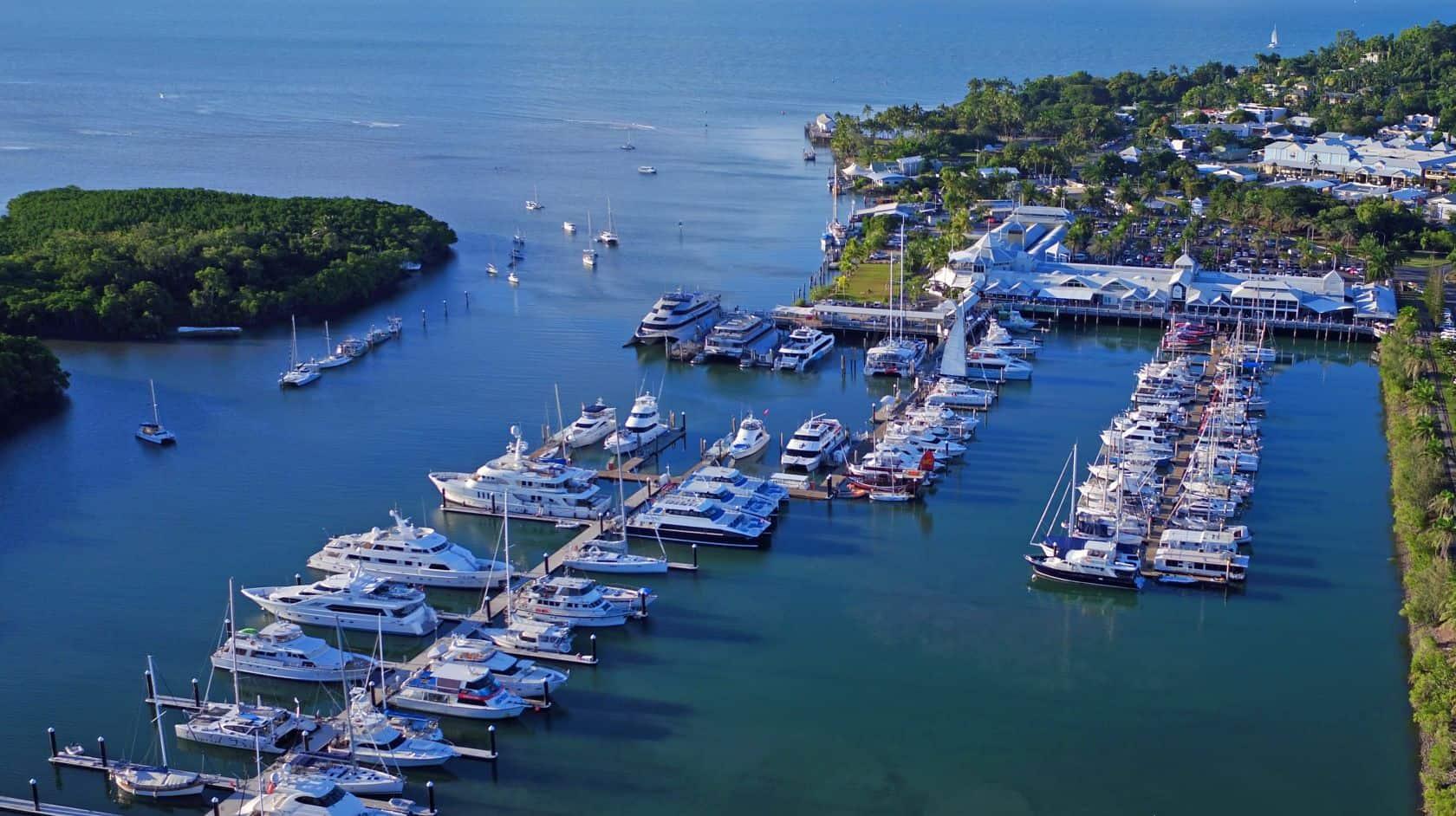 port douglas yacht marina crystalbrook