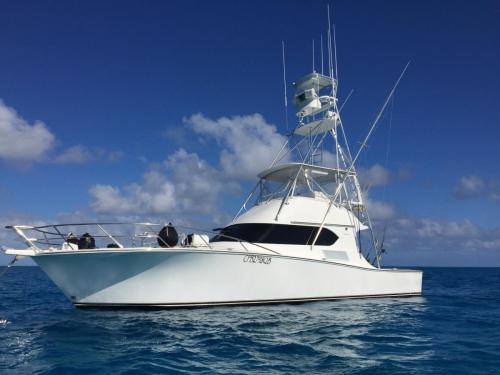 Calypso Game Fishing|Luxury Charter boat