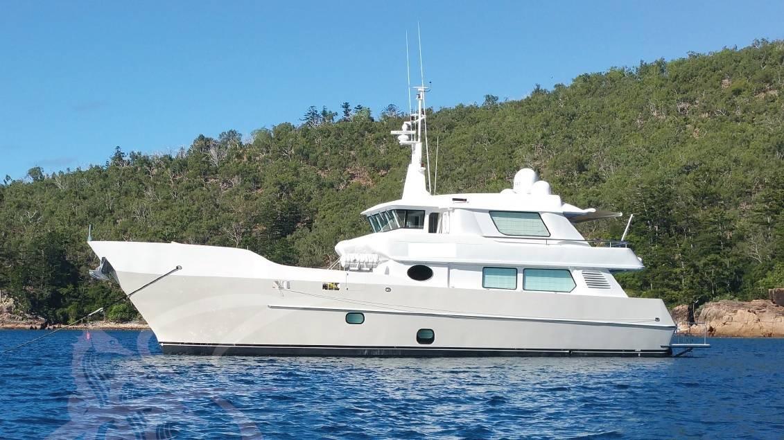 Savannah Luxury Charter boat