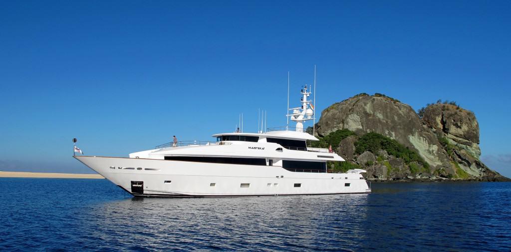 Masteka 2 Superyacht Charters boat